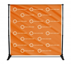 Step and Repeat Fabric Banners