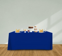 Blank Full Color Table Covers & Throws
