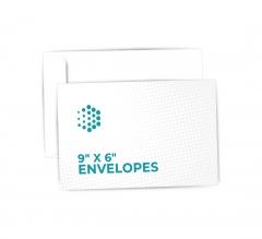 9'' x 6'' Envelopes