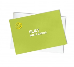 Flat Note Cards