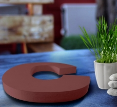 MDF Letters and Numbers