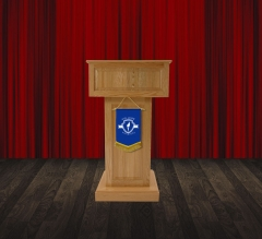 Podium Banners- Type A