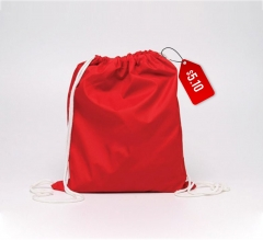 Free Polyester Clinch Bag