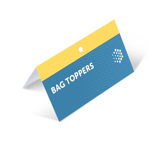 Bag Toppers