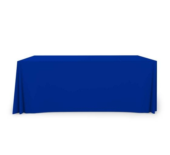 Blank Full Color Table Covers & Throws - 4 Sided