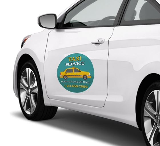 Bubble-Free Die-Cut Car Decals / Stickers (Opaque)