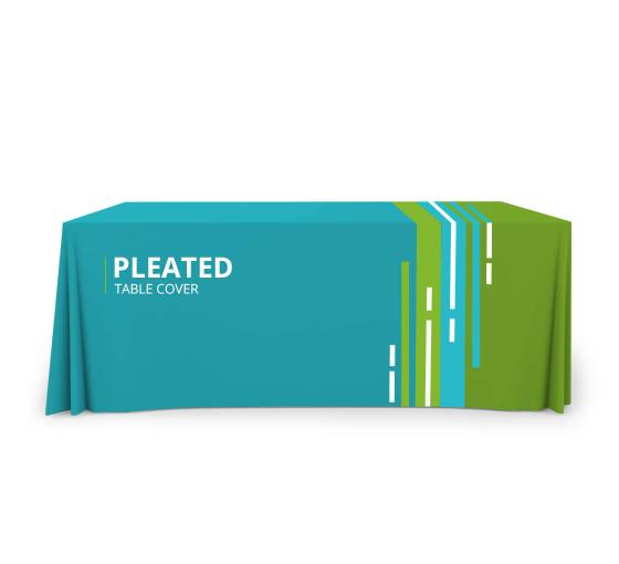 Pleated Table Covers