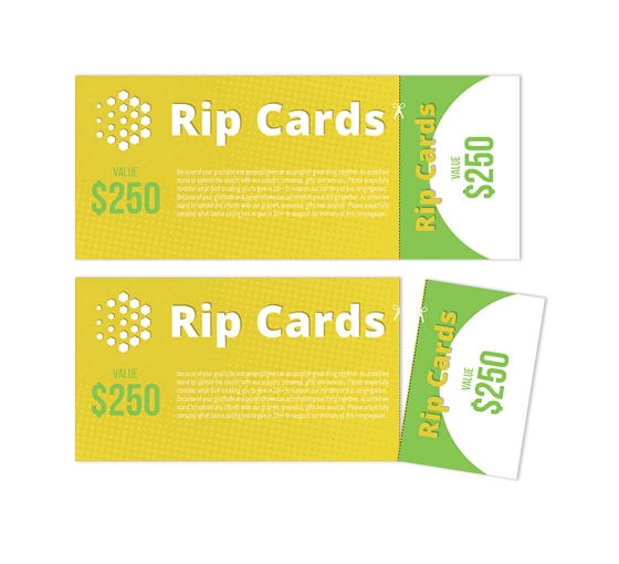 Rip Cards