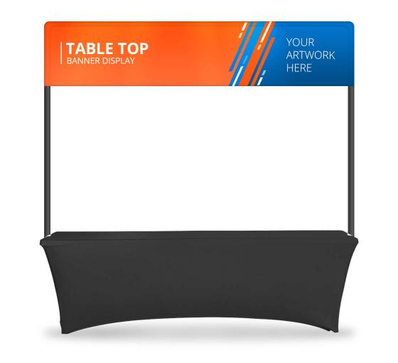 Table Top Banner Displays