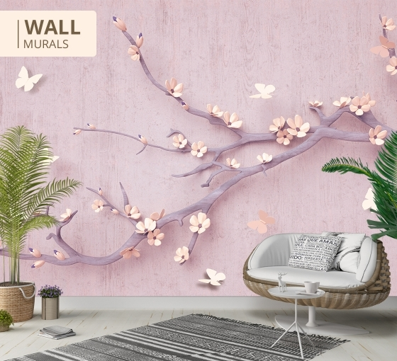 Wall Murals - Canvas